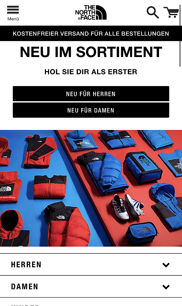 The North Face  1
