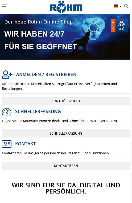 RÖHM GmbH 1