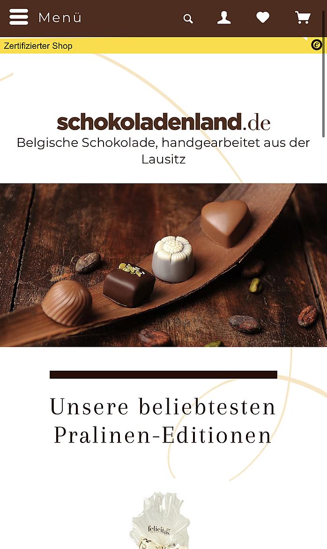 Schokoladenland.de 1