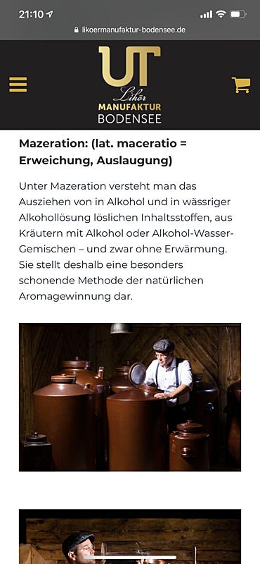 Likörmanufaktur Bodensee 2