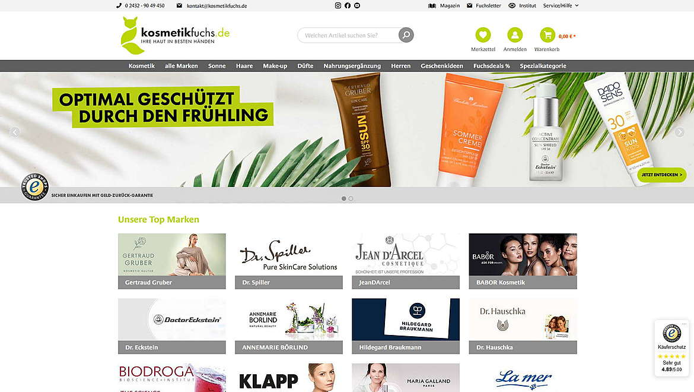 kosmetikfuchs.de 1