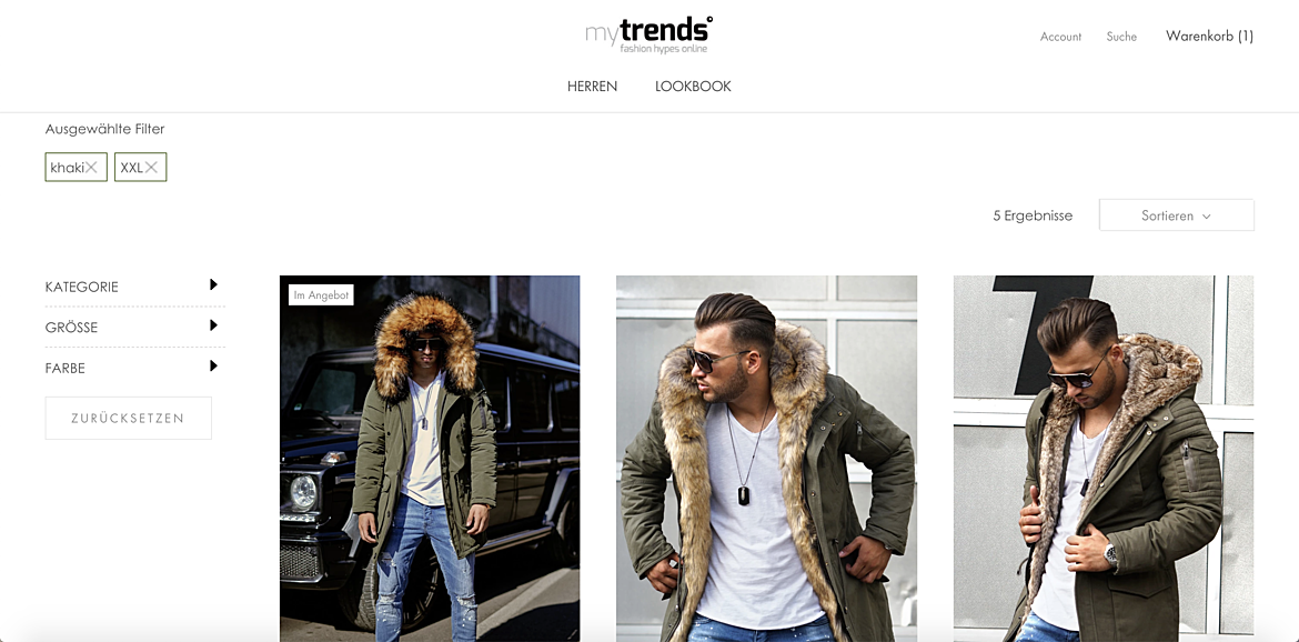 myTrends 2