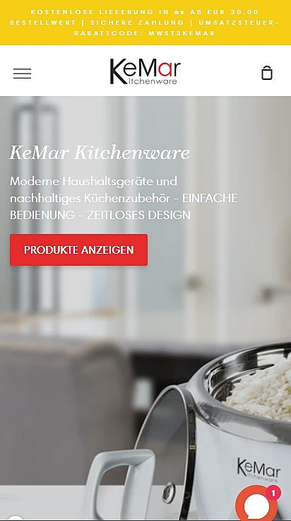 KeMar Kitchenware 1