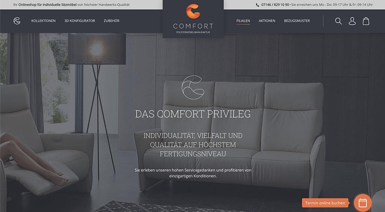 Comfort Polstermöbel Manufaktur 9