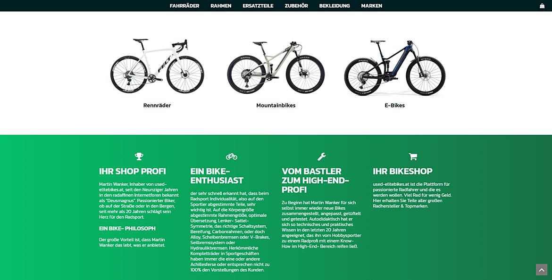 Used Elite Bikes 2