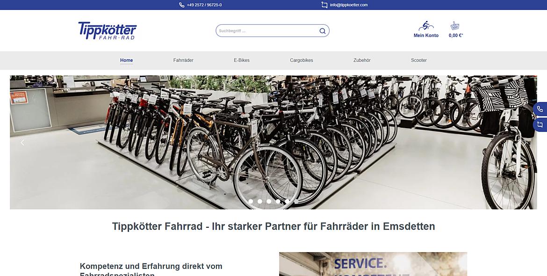 Tippkötter Fahrräder & E-Bikes 1