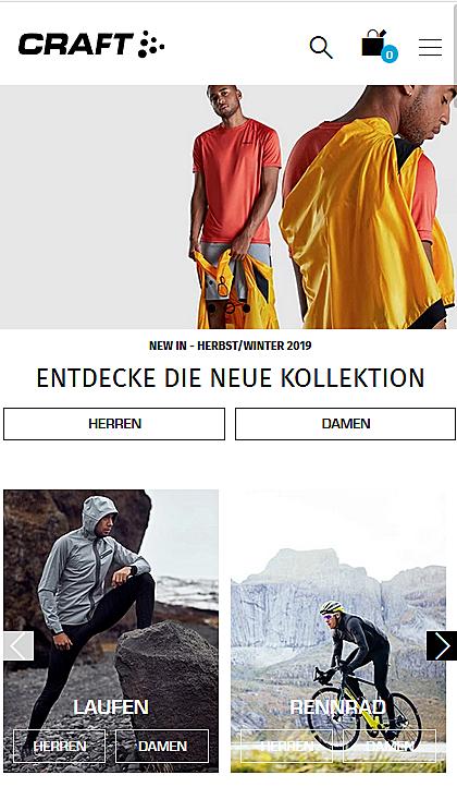 www.craft-sports.de 1