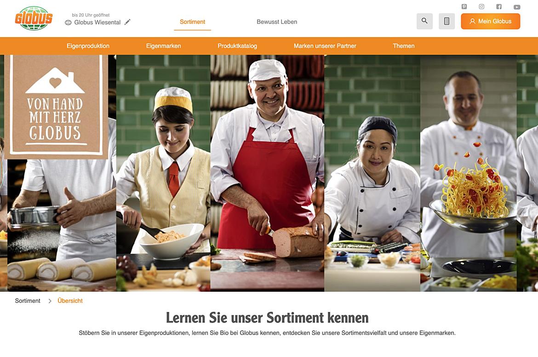 Globus SB-Warenhaus Holding GmbH & Co. KG 1