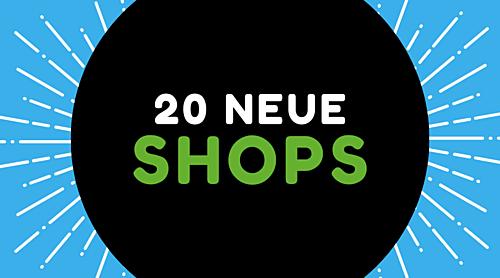 20 Shops *NEU*