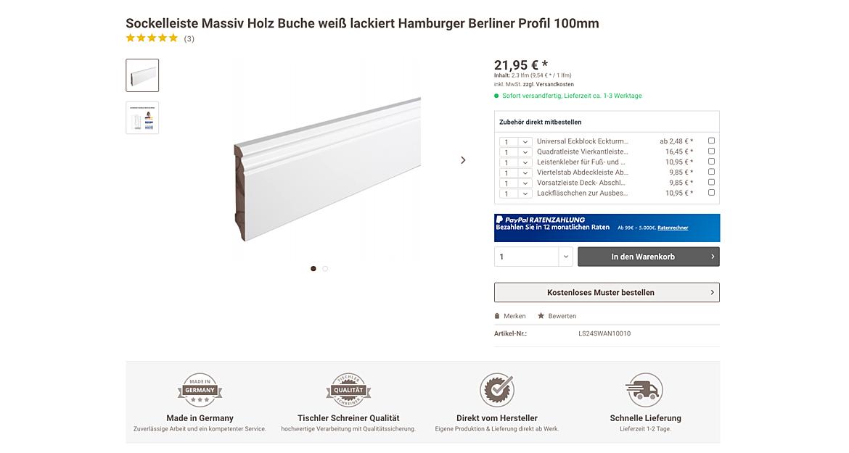 REESE Kehlleisten GmbH 3