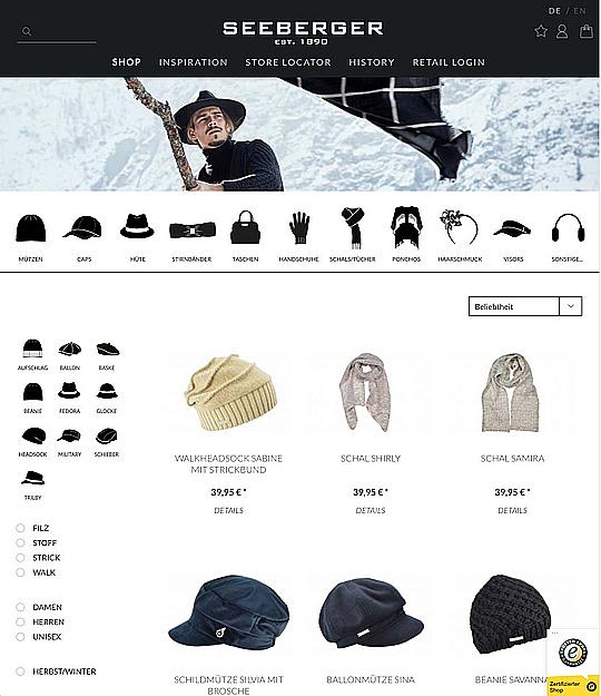 Seeberger Hats 1