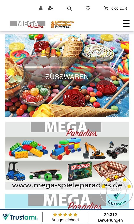 Mega-Einkaufsparadies 1