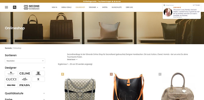 Secondhandbags AG 2