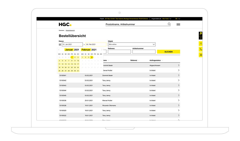 HGC 5