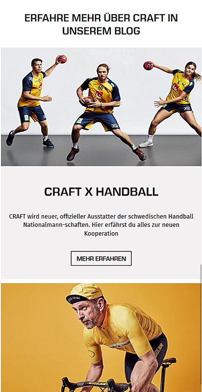 www.craft-sports.de 5