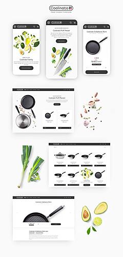 Coolinato - Hochwertige Küchenprodukte