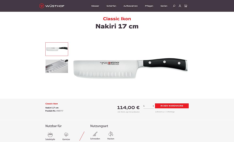 WÜSTHOF - 200 Jahre Messer made in Germany, Solingen 5