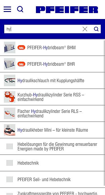 PFEIFER Holding GmbH & Co. KG 3