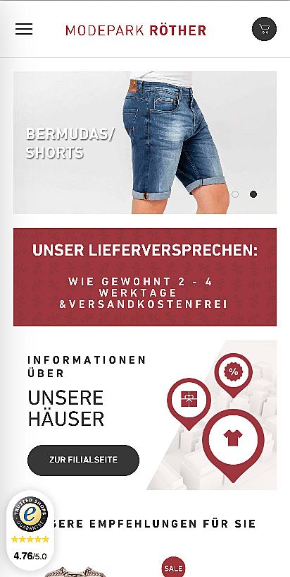 Modepark Röther 1