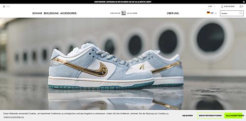 Sneakerlaclasse