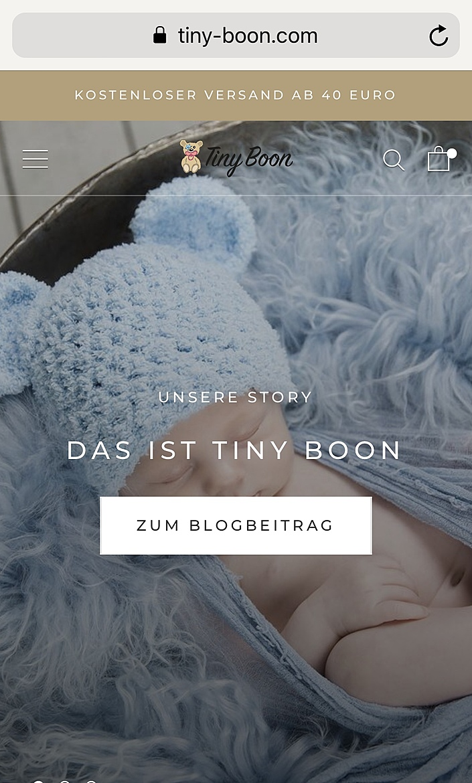 Tiny Boon 1