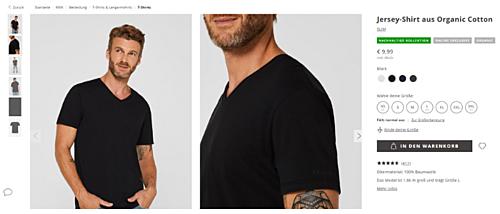 Was neue Produktdetailseiten jetzt zeigen. Die Mode-Shops machen es vor...