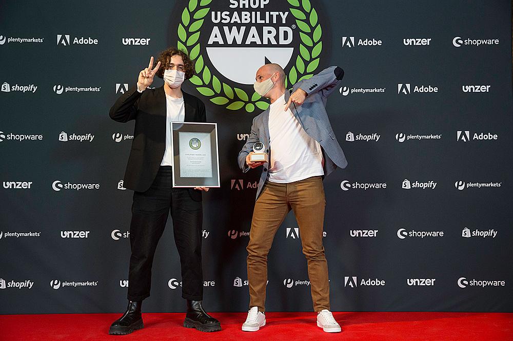 Jonas Kniel von Shape Republic im Interview - Gewinner beim Shop Usability Award 2020