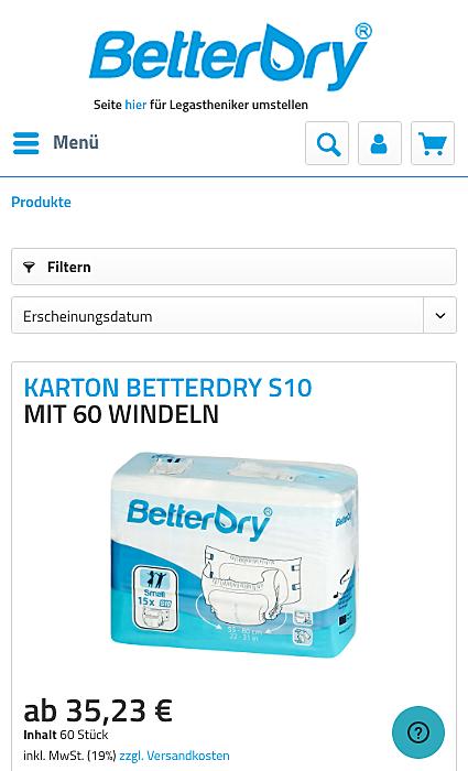 Betterdry 2