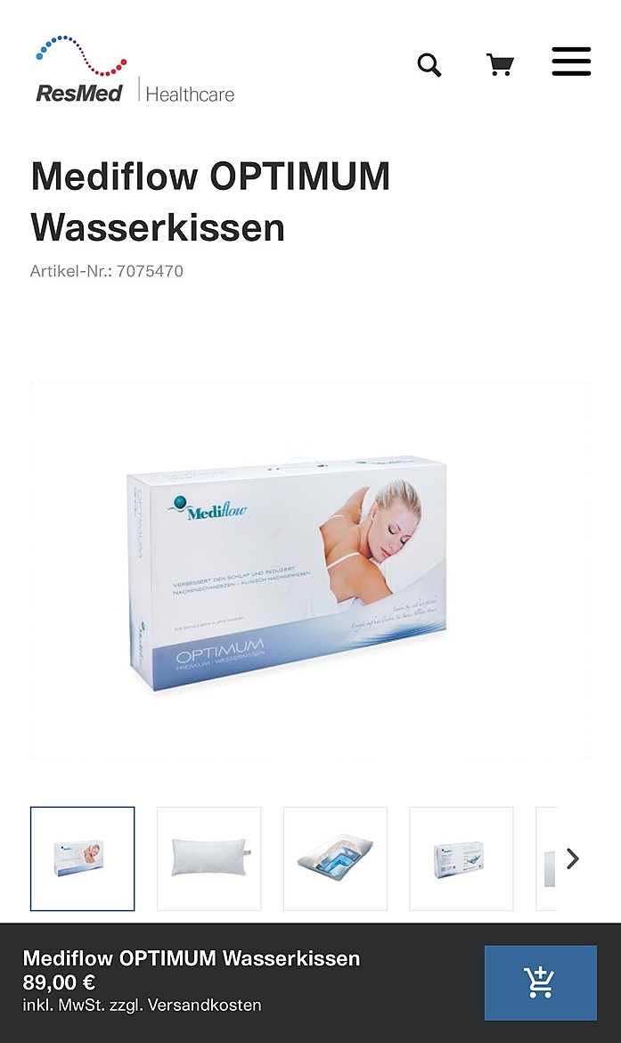 ResMed Healthcare 5