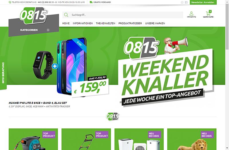 0815 Online Handel GmbH 1