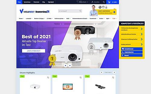 beamershop24.de - visunext Group