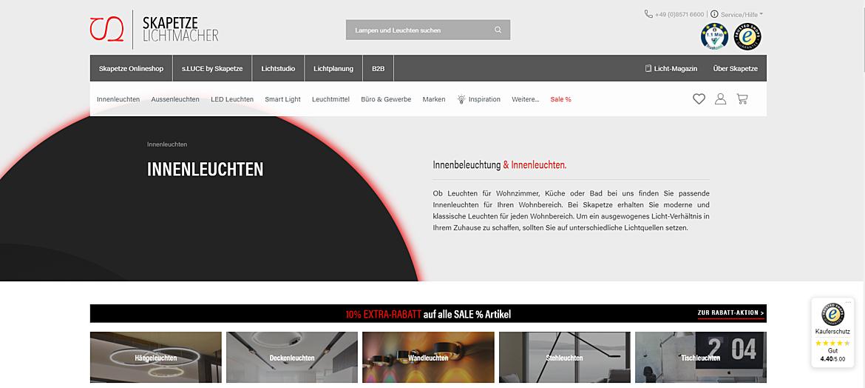 Licht-Design Skapetze GmbH & Co. KG 1