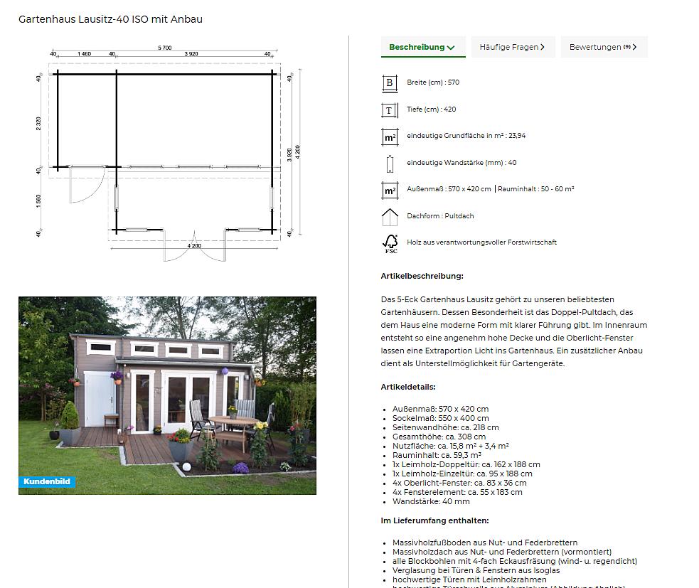 A-Z GartenHaus GmbH 4