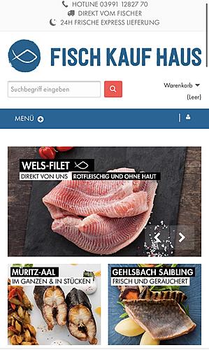 Fisch Kauf Haus