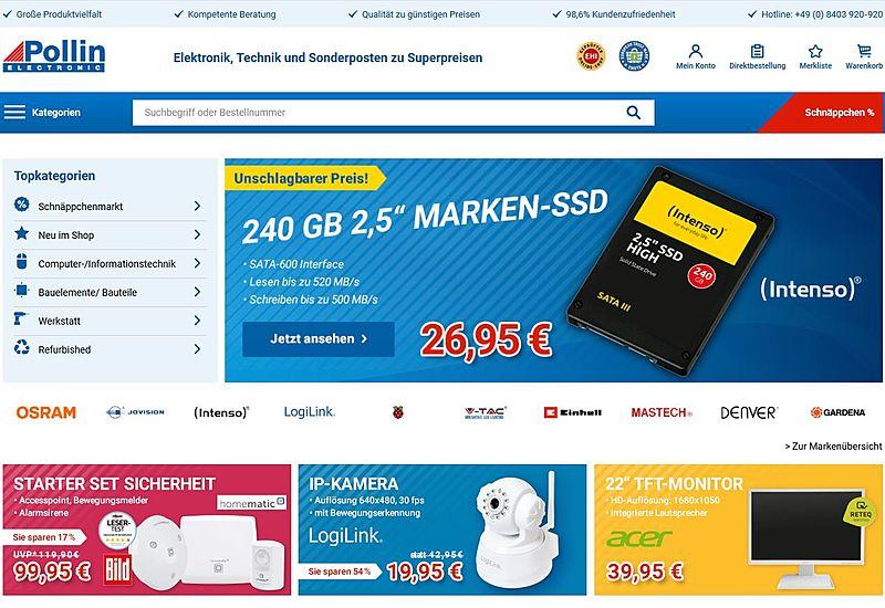 Pollin Electronic GmbH 1