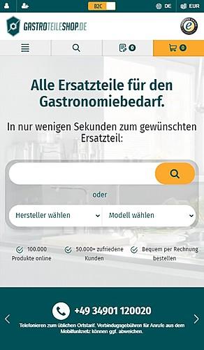 Gastroteileshop