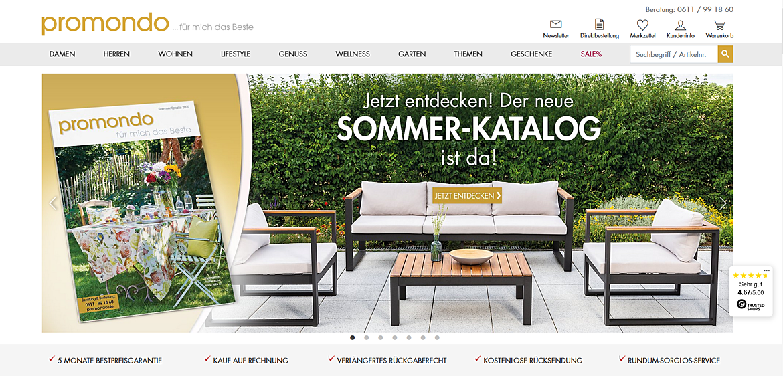 Promondo Verlag & Versand GmbH  1