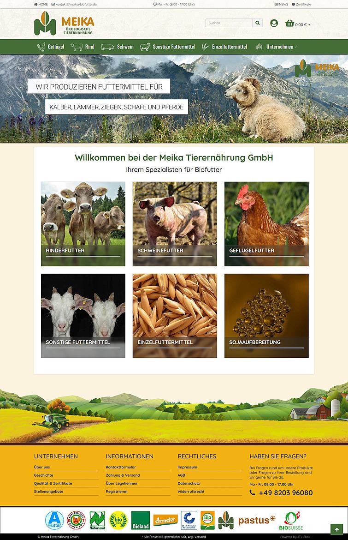 MEIKA Tierernährung GmbH 1