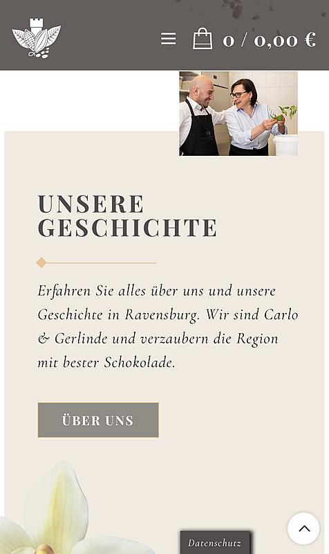 Schokoladenmanufaktur Ravensburg 2