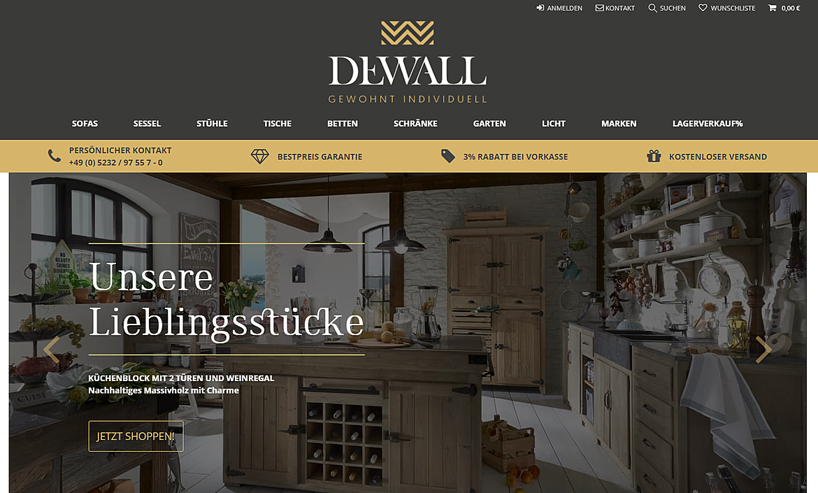 Dewall-Design 1