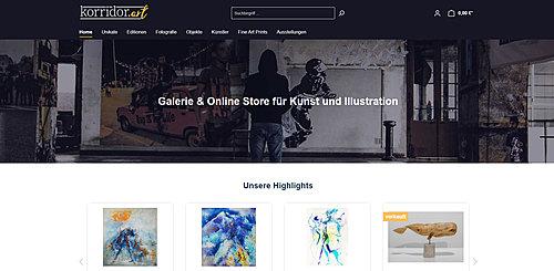 korridor.art | Galerie & Online Store für Kunst und Illustration
