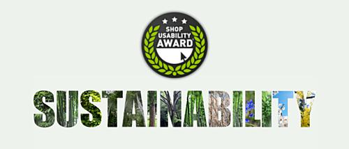Shop Usability Award 2021: Nachhaltigkeit setzt sich durch!