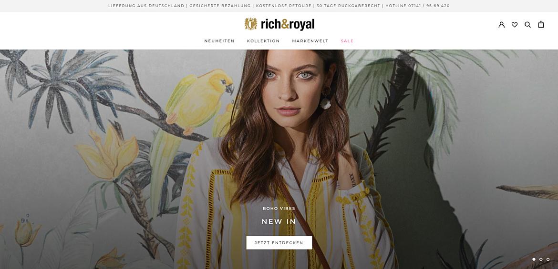 Rich & Royal 1