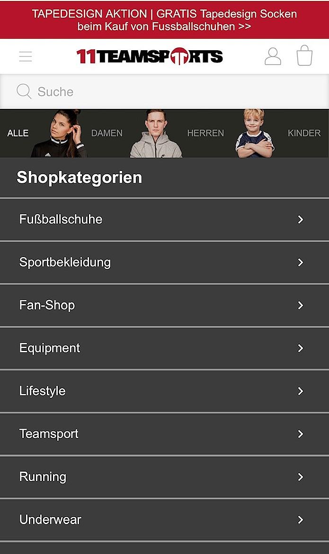11teamsports AT GmbH 2