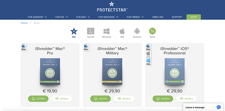 PROTECTSTAR 3