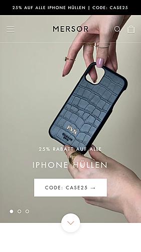 Mersor - Dein Online Shop für stilvoll personalisierte Accessoires