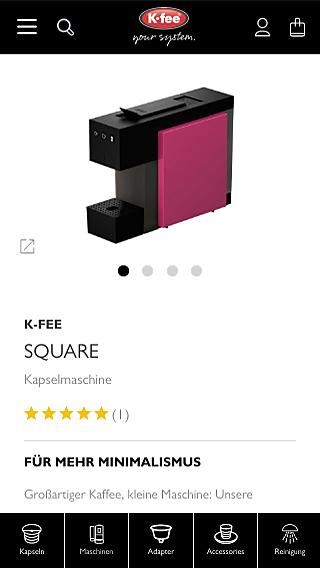 K-fee Relaunch 5