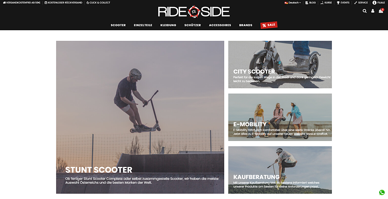 Rideside 1