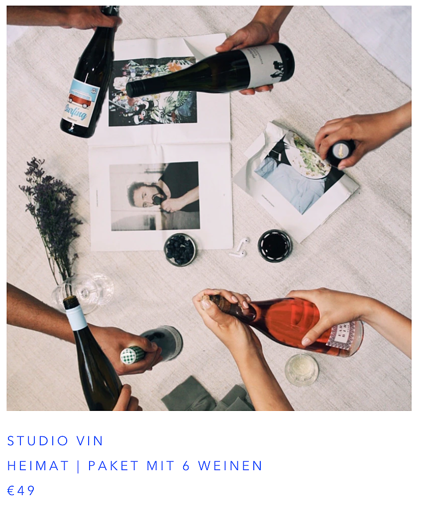 Studio vin 1