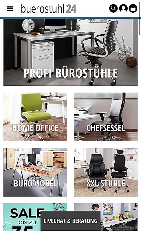 Bürostuhl 24 2